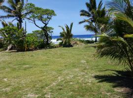 Ocean Escape, Rarotonga