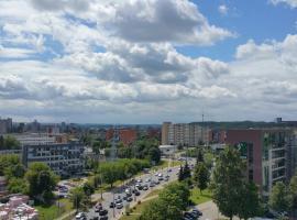 Sky Studio near the Vilnius Center