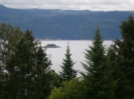 Panoramique du Fjord, L'Anse-Saint-Jean