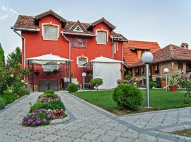 Vila Boska Palic, Palić