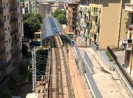 Appartamento dal Metrò, Genoa