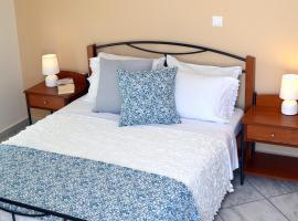Naxos Olive House, Mélanes