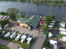 Konse Motel and Caravan Camping, Pärnu