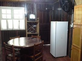 Casa de campo Poletto, Morretes