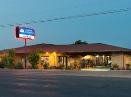 Americas Best Value Inn - Legend's Inn, Junction
