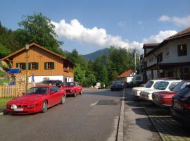 Am Berg-Ferienwohnung, Ettal