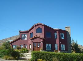 Hosteria Rukahué, El Calafate