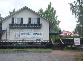 Biker's House Guesthouse, Nakkila