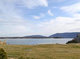 Bernard's View Point, Gross Point