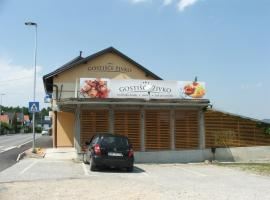 Guesthouse Živko, Dobrovce