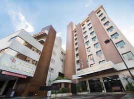 Hotel Plaza Mayor, Santo André