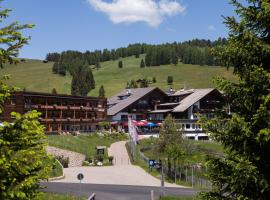Hotel Saltria - true alpine living