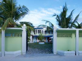 Aquaventure Manta Lodge, Addu Atoll