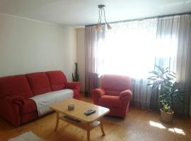 Orissaare Four-Bedroom Apartment, Orissaare