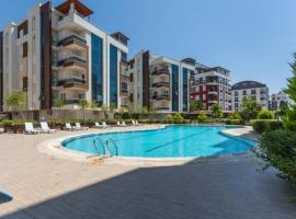 Via Maris 2, Antalya