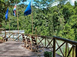Rios Tropicales Lodge, Siquirres