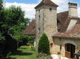 Manoir de Rieuzal, Loubressac