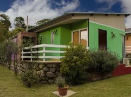 Cabañas Rosaverde, Alto La Viña
