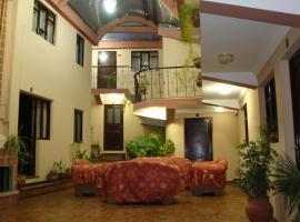 Hostal San Pedro Velmont, Potosí