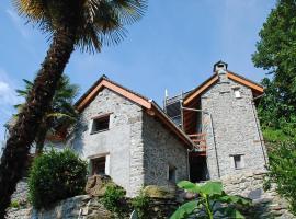 Holiday Home Rustico A - La Baita, Brione sopra Minusio