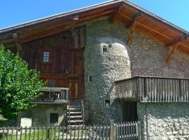 Holiday Home des Comtes, Grandvillard