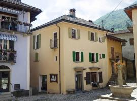 Holiday Home Piazza 2, Intragna