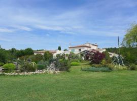 Villa Flores, Teyran