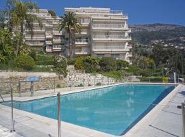 Apartment Les Miradors.2, Menton