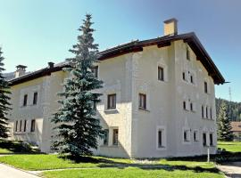 Apartment Chesa Barba Peider, La Punt-Chamues-ch