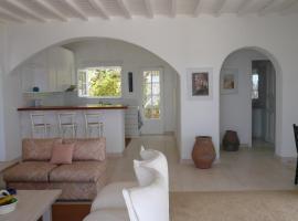 Panoramic House, Psarou