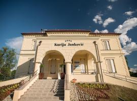 Hotel Kurija Janković, Lukač
