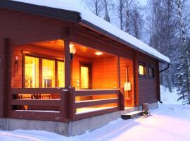 Hapimag Lomakylä, Hiukkajoki