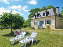 Holiday Home Coquelicot, Champagnac