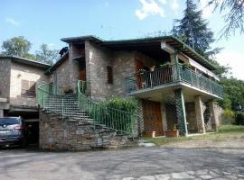 Villa Due Laghi, Magione
