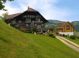 Holiday Home Waldfriedenhütte, Lading