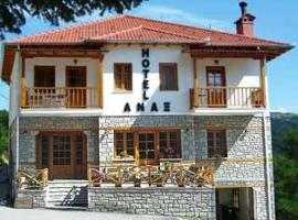 Hotel Anax, Metsovo