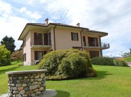 Villa Canonica, Brezzo