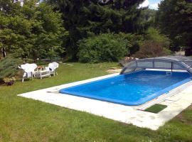 Villa Wienerwald Villa mit Pool, Irenental