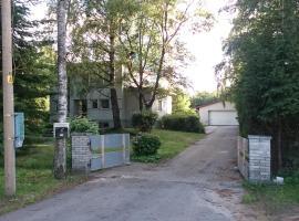 Nikoland Holiday Home