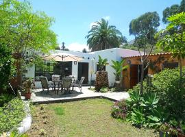 Holiday home Casita del Palmeral Villa de Moya, Moya