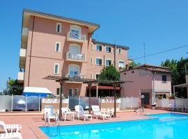 I Girasoli 1, Rimini