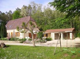 Holiday Home La Plaine de Baillard, Le Rut