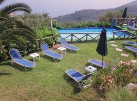 Holiday home Blu Massa Lubrense, Sant'Agata sui Due Golfi