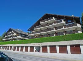Apartment Rives du Golf A/B, Crans-Montana