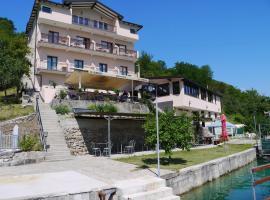 Pansion Asim, Jablanica