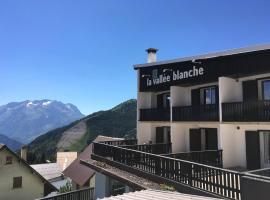 La Vallée Blanche Bikehotel, Alpe d'Huez