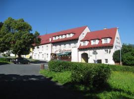 Hotel Haltrava, Klenčí pod Čerchovem