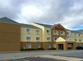 Ramada Inn Downtown Near Lake Coeur D'Alene, Coeur d'Alene