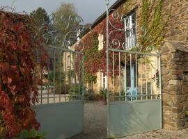 Au Pontmevault, Plouër-sur-Rance