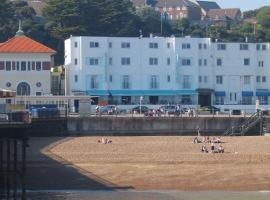 The White Rock Hotel, Hastings
